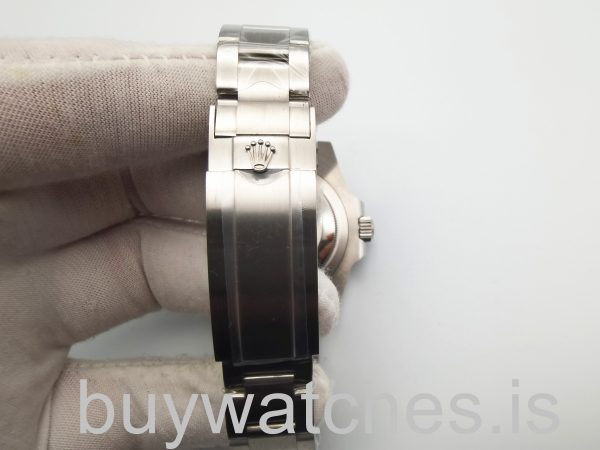 Rolex Submariner 116619 Beyaz Altın 40mm Otomatik Erkek Kol Saati