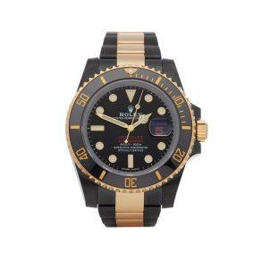 Rolex Submariner 116613LN Erkek 40mm Siyah Otomatik Saat