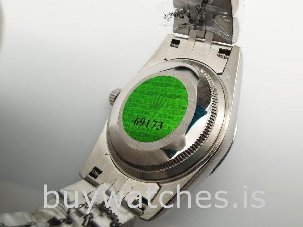 Rolex Datejust 68274 Bayanlar 31 mm Çelik Gümüş Otomatik Saat
