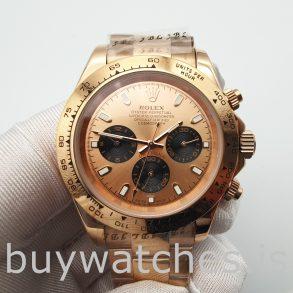 Rolex Daytona 116505 Otomatik Everose Gold 40 mm Oyster Saat