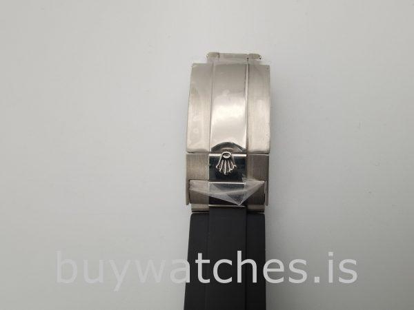 Rolex Yacht-Master 226659 Erkek Siyah 42mm Katlanır Otomatik İzle