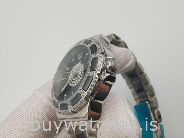 Tag Heuer Formula 1 WAH1219.BA0859 Yuvarlak 35 mm Quartz Siyah Saat