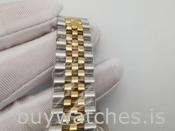 Rolex Datejust 116233 Kadın Beyaz Çelik 36 mm Otomatik Saat