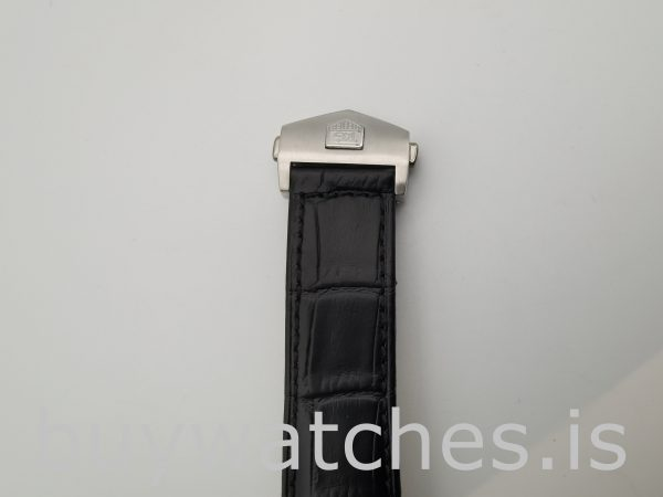 TAG Heuer Carrera CV2A1R.FC6235 Yuvarlak 43 mm Erkek Siyah Otomatik Saat