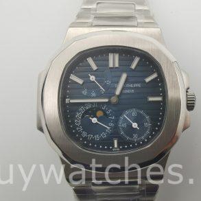 Patek Philippe Nautilus 5712/1A-001 Mavi Kadranlı Unisex Otomatik Saat
