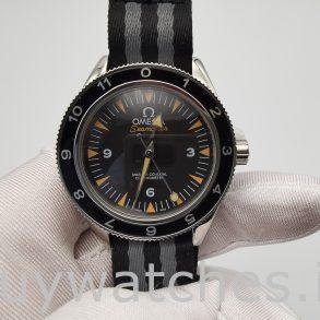 Omega Seamaster 233.32.41.21.01.001 Naylon 41mm Erkek Otomatik İzle