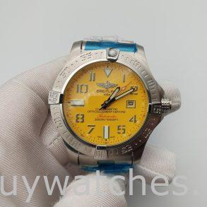 Breitling Avenger Seawolf A17331101 I1A1 Sarı Kadranlı Erkek 45mm Saat