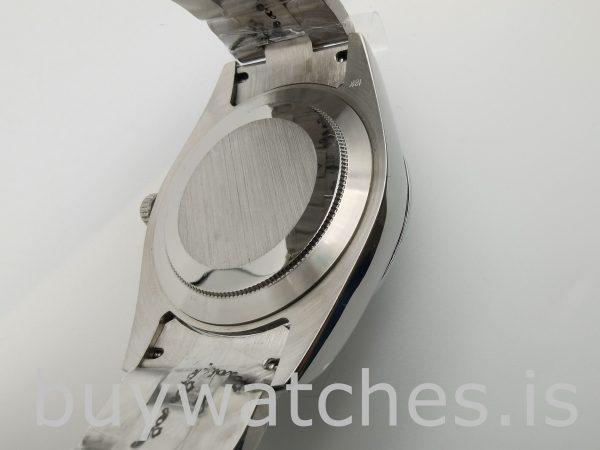 Rolex Sky-Dweller 326934 Beyaz Kadran Erkek 42mm Çelik Otomatik İzle