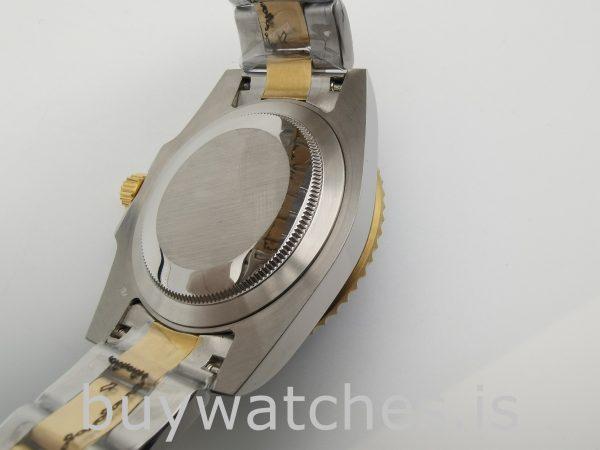 Rolex Submariner 116613LB Yuvarlak Altın Paslanmaz Çelik 40mm Otomatik Saat