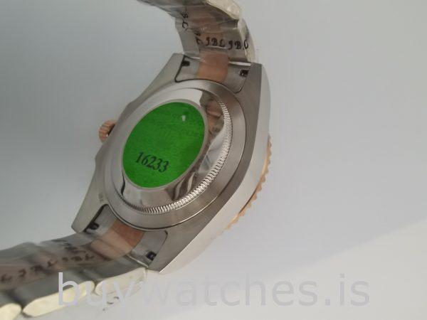 Rolex GMT-Master 126711 Erkek 40mm Çelik Siyah Kadran Otomatik İzle