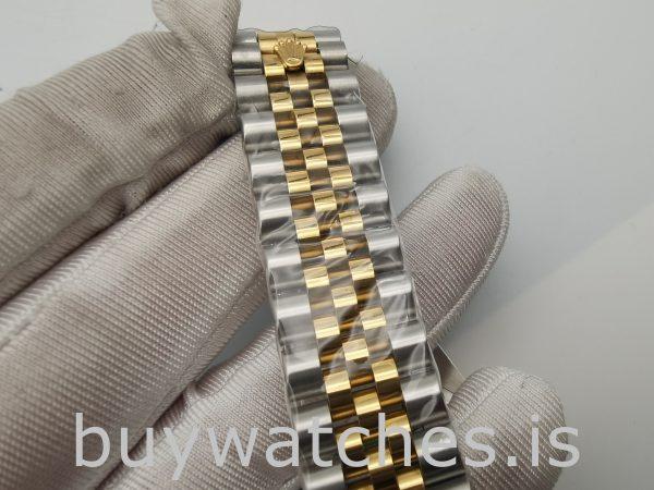 Rolex Datejust 116233 Unisex 36mm 18k Sarı Altın Otomatik Saat