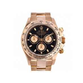 Rolex Daytona 116505 Erkek Rose Gold 40mm Yuvarlak Otomatik İzle